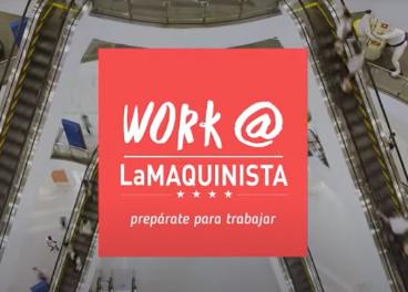 Work @ La Maquinista
