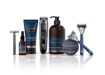 Productos de King C. Gillette, de P&G