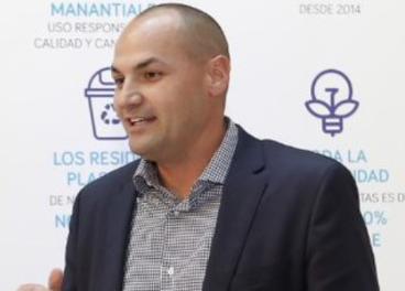 Iannick Melançon, de Aguas Danone España