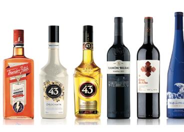 Marcas de vinos y spirits de Zamora Company