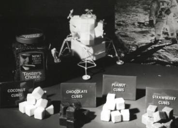 Nestlé y Apolo 11