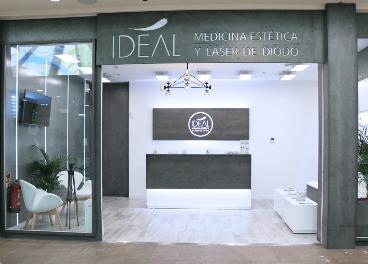 Tienda de Centros Ideal en Carmila