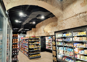 Nueva tienda de 'suma' (GM Food) en Palma