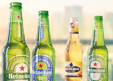 Marcas de Heineken