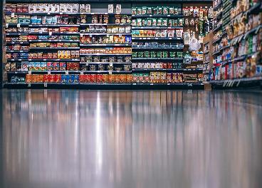 Lineal de supermercado