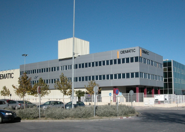 Oficinas de Dematic