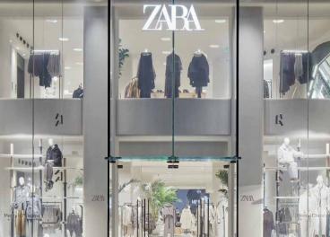 Tienda de Zara en China