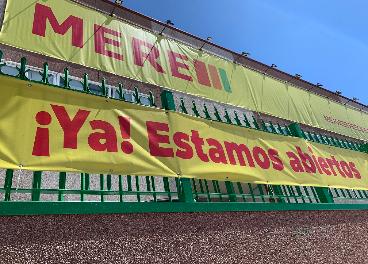 Mere abre su primera tienda en España