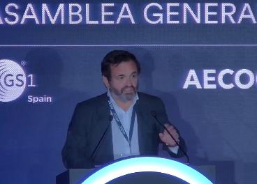 Ignacio González, de Aecoc