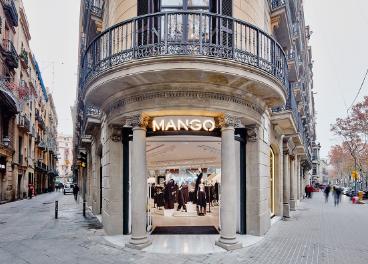 Mango Barcelona