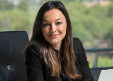 Deborah Armstrong, de L'Oréal España