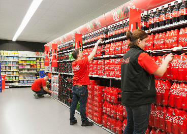 Lineal de Coca-Cola