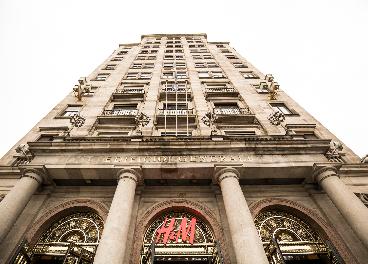 Flagship de H&M en Barcelona