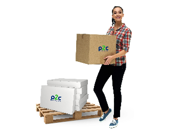 Servicio P2C de Palletways