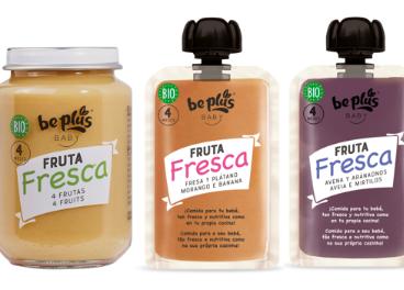 Be Plus Baby Fruta Fresca