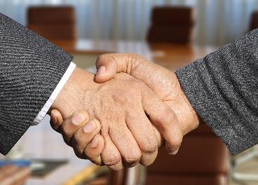 Acuerdo entre empresas