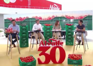 Alvalle celebra su 30 aniversario