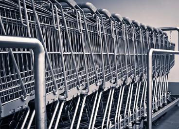 Carros del supermercado