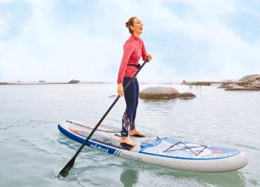 Tablas de Paddle Surf Mistral en Lidl