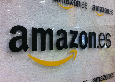 Almacén de Amazon en Madrid