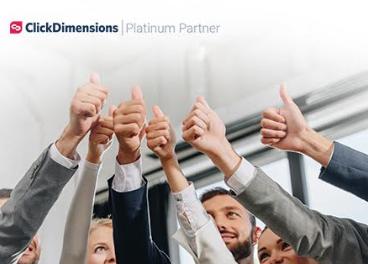 Prodware, platinum partner de ClickDimensions