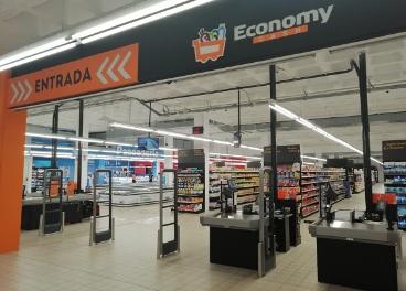 Checkpoint instala antenas en Economy Cash