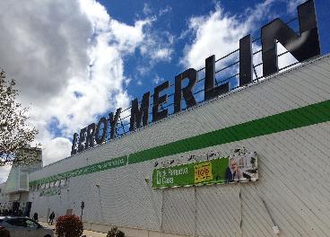 Tienda de Leroy Merlin en Madrid