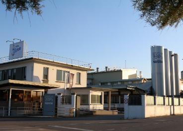 Fábrica Pontecesures Nestlé