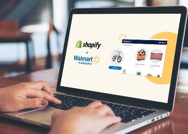 Acuerdo entre Walmart y Shopify