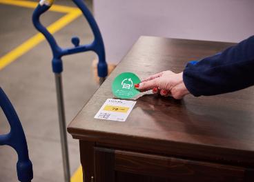 Mueble de recompra de Ikea