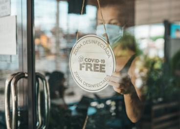 Tienda Covid-free