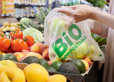 Bolsa compostable fruta Lidl