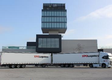 Dúotrailer XPO Logistics