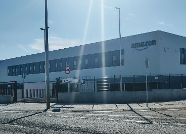 Nueva estación logística de Amazon en Tarragona
