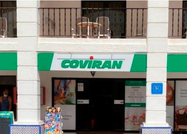 Covirán abre nueve supermercados en España