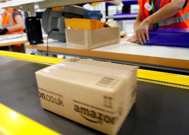 Paquete de Amazon