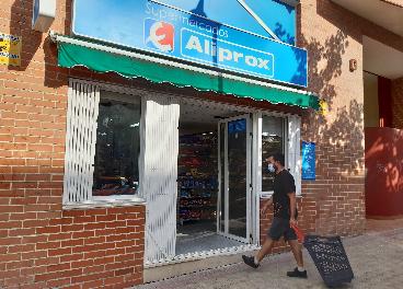 Nuevo Aliprox de Eroski en Pamplona