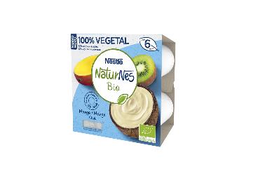 NaturNes Bio 100% Vegetal, de Nestlé