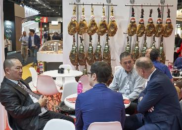Encuentro de profesionales en Meat Attraction
