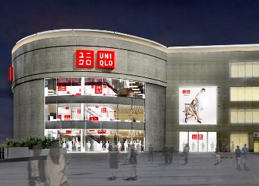 Primera tienda de Uniqlo en India