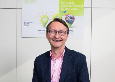 Stéphane Schersach, de Oney