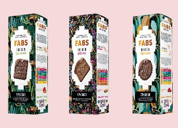 Risi crece en galletas con FABS Origin