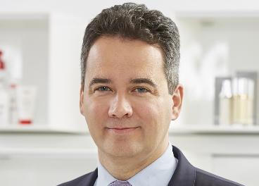 Vincent Warnery, de Beiersdorf