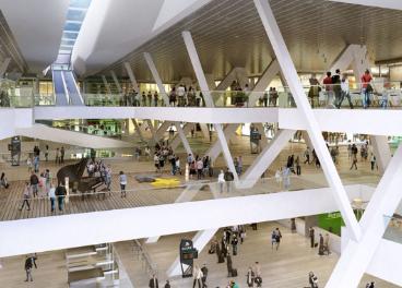 Vialia Estación de Vigo abre el 30 de septiembre