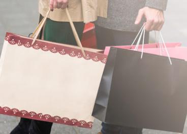 Compradores de productos de moda