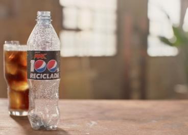 Pepsi 100% reciclada