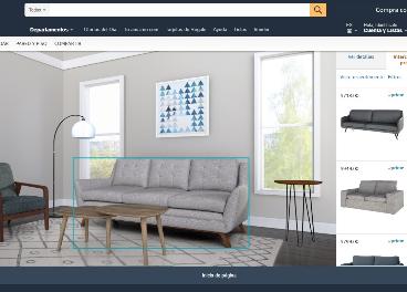 Imagen de Amazon Showroom