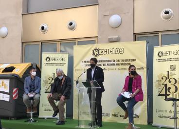Presentación Reciclos (Ecoembes) en Valencia