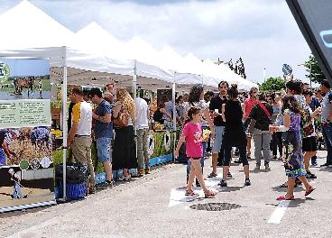 Feria Caprabo Proximidad
