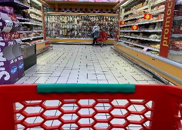 Carrito de la tienda